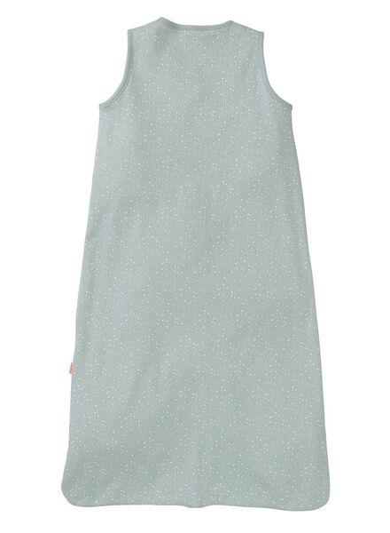 newborn sleeping bag - organic cotton light blue light blue - 1000005737 - hema