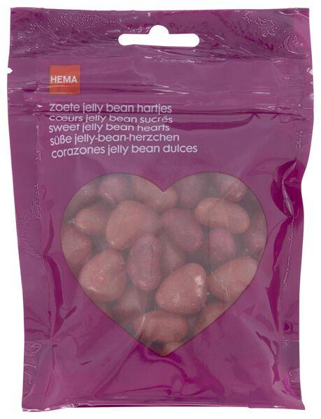 jelly beans en forme de coeur - 10050413 - HEMA