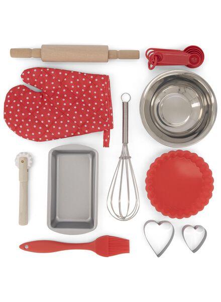 toy baking set 13-piece - 15100051 - hema
