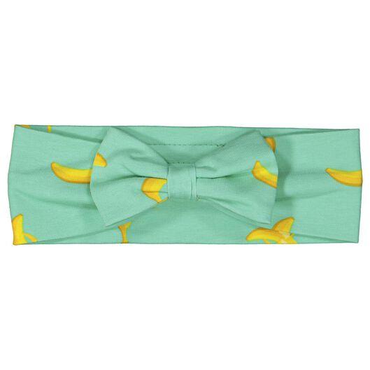 Image of Bananas&Bananas Children's Headband - Bananas & Bananas (aqua)