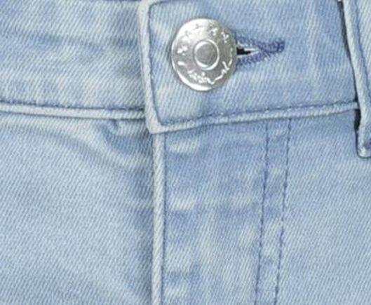 children's jeans light blue denim denim - 1000017996 - hema