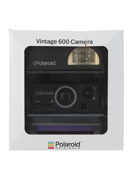 appareil photo refurbished polaroid originals vintage 600 - 61100012 - HEMA