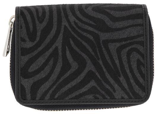 Geldboersen - HEMA Portemonnaie, 10 X 13 Cm, Zebra  - Onlineshop HEMA