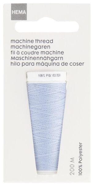 fil à coudre 200 mètres bleu clair fil pour machine à coudre bleu clair - 1422029 - HEMA
