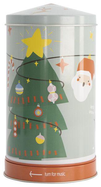 HEMA Schokoladenkugeln In Musik-Spieldose, 16,5x9,5