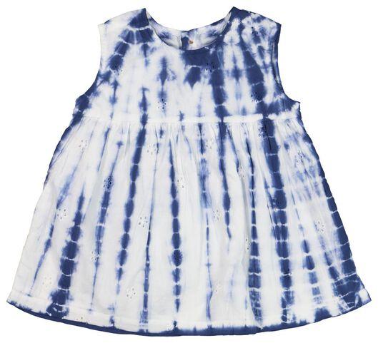 Babykleiderroecke - HEMA Baby Kleid Blau - Onlineshop HEMA