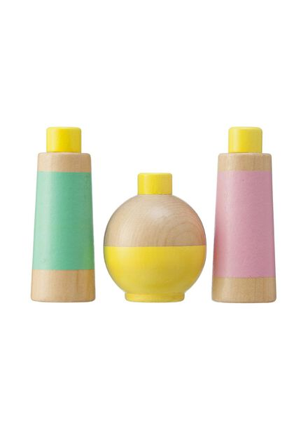 wooden toy perfume bottles - 15110243 - hema