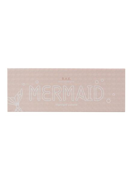 B.A.E. highlight palette 01 mermaid - 17720010 - hema