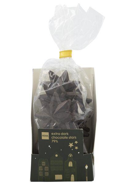 extra dark chocolate stars - 10040004 - hema