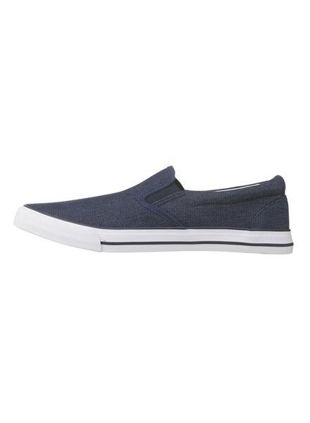 men's shoes blue blue - 1000006719 - hema