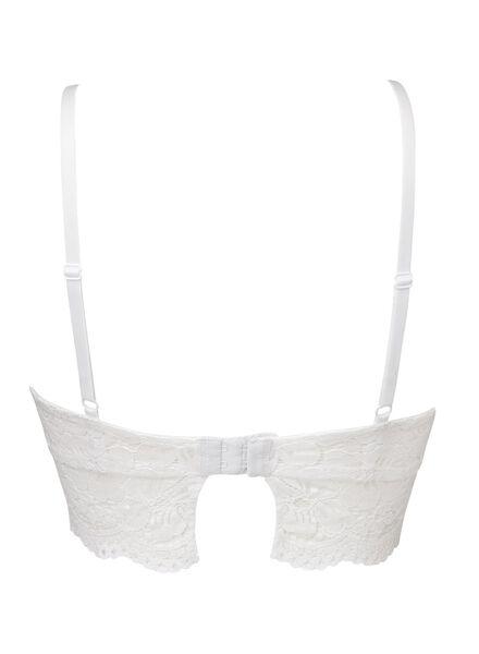 push-up bra A-C white white - 1000006573 - hema