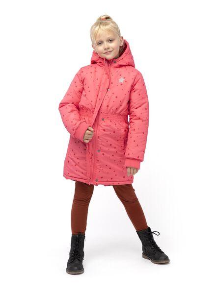 children's coat pink pink - 1000013576 - hema