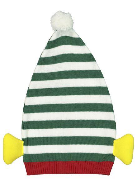 Kinder-Weihnachtsmütze grün grün - 1000016977 - HEMA