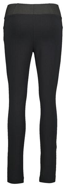 figurformende Damen-Leggings schwarz schwarz - 1000020959 - HEMA