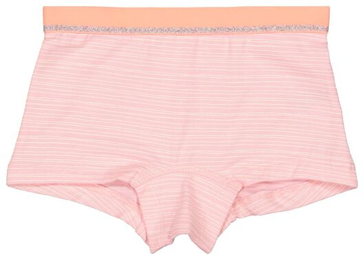 3er-Pack Kinder-Boxershorts rosa rosa - 1000017797 - HEMA