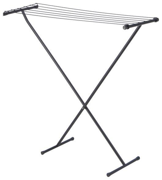 Trockenständer, schmal, schwarz - 20520012 - HEMA