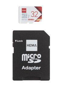 micro sd kaart 32gb hema Geheugenkaarten   HEMA