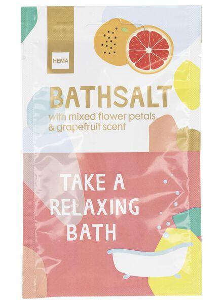 bath salt floral mix - 50 grams - 11390016 - hema