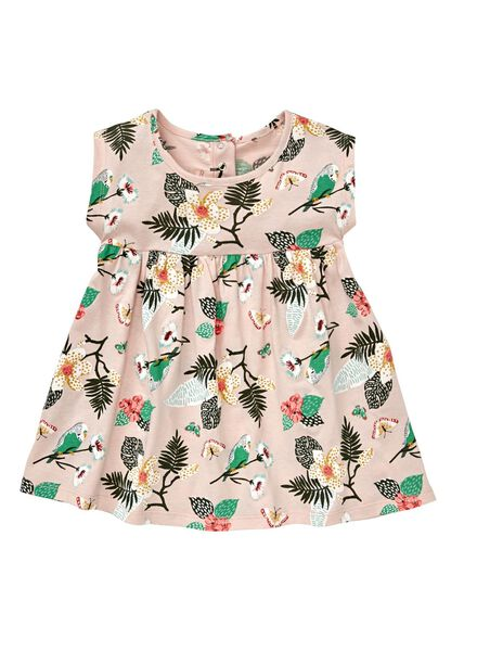 HEMA Baby Kleid Rosa
