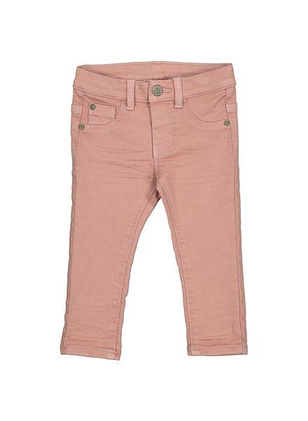 baby jogdenim roze roze - 1000014376 - HEMA