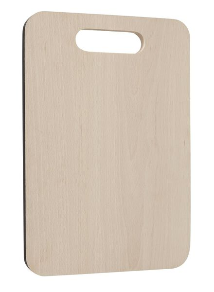 Schneidebrett, 35 x 24 cm, Holz - 80810063 - HEMA
