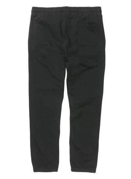 men's sweatpants black black - 1000006090 - hema
