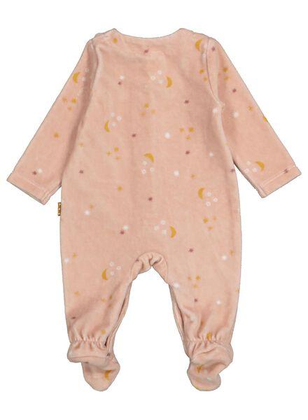 Baby-Jumpsuit rosa 56 - 33401012 - HEMA