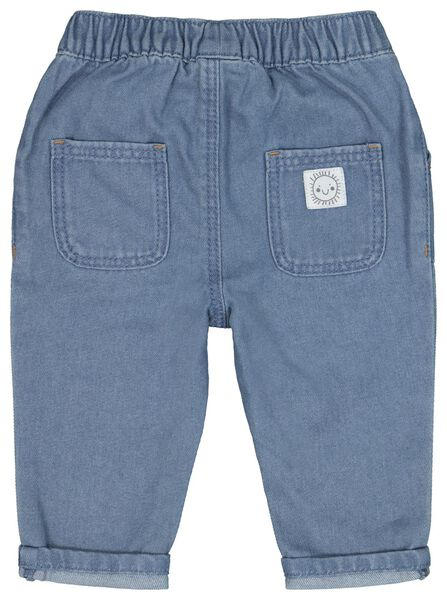 Baby-Hose jeansfarben jeansfarben - 1000022145 - HEMA