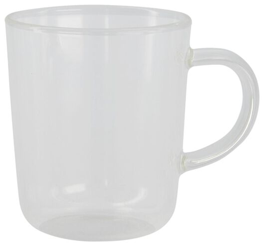 mug Chicago 280 ml verre - 80660022 - HEMA