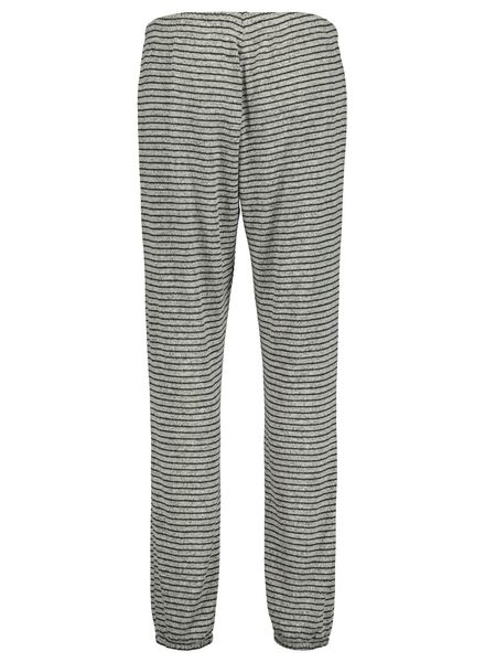 Damen-Pyjamahose graumeliert graumeliert - 1000017236 - HEMA