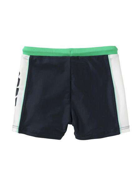 kinderzwembroek donkerblauw donkerblauw - 1000011670 - HEMA