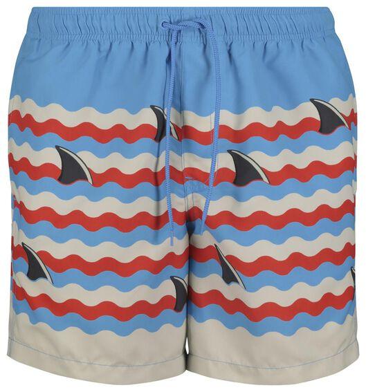 men's swimming shorts - Studio Job blue blue - 1000019059 - hema