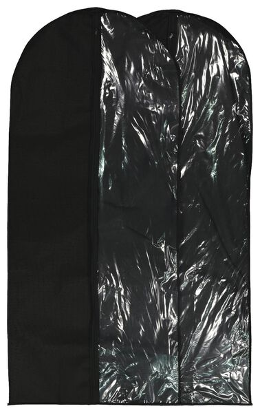Image of HEMA 2 Clothing Covers - Black (black)
