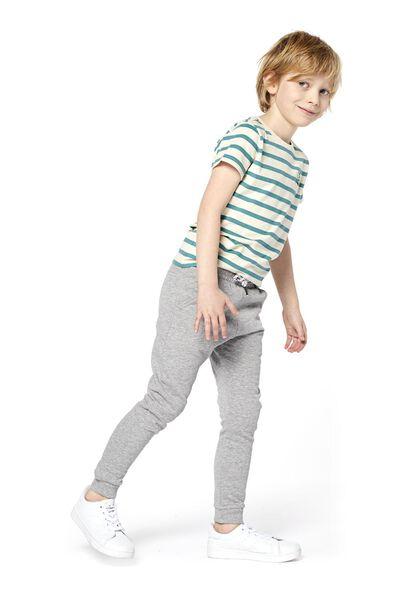 Kinder-T-Shirt meergrün meergrün - 1000017718 - HEMA