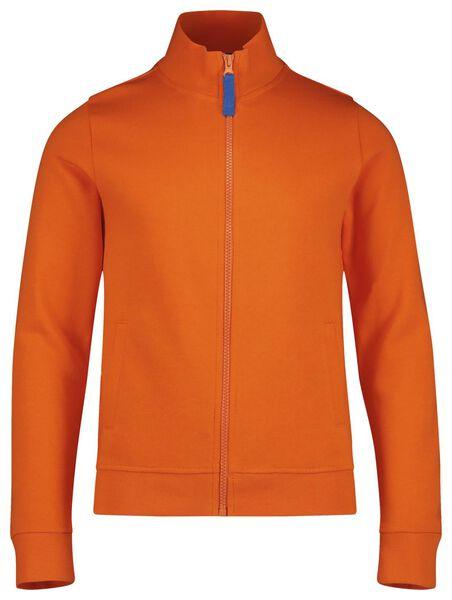 kindertrainingsjack HOLLAND oranje 134/140 - 30780964 - HEMA