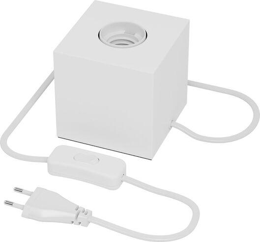 lampe de table - 1.5 m - blanc - 20020089 - HEMA