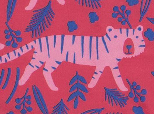 children's swimsuit bright pink bright pink - 1000018227 - hema