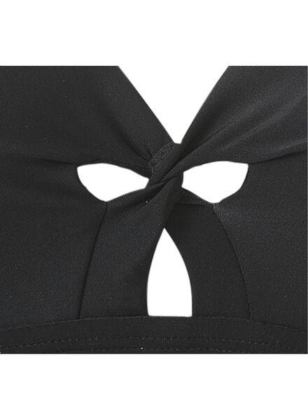 maillot de bain rembourré femme noir noir - 1000011810 - HEMA