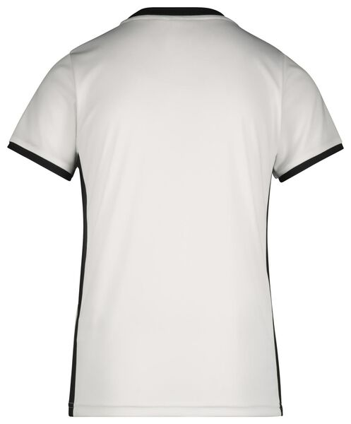 Fußball-EM-Kinder-T-Shirt weiß - 1000019565 - HEMA