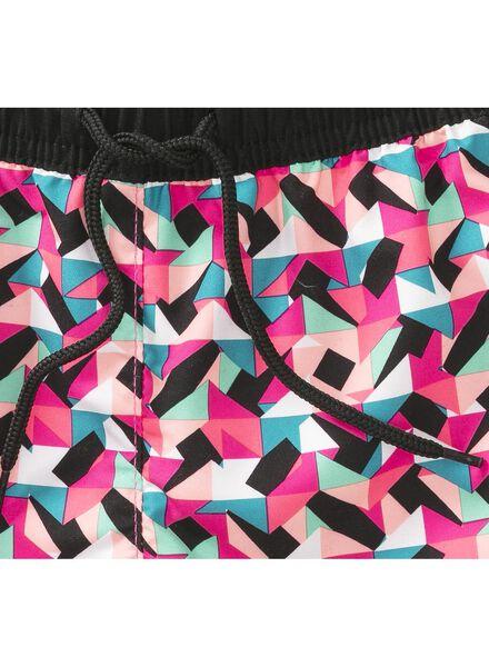 children's swim shorts pink pink - 1000007245 - hema