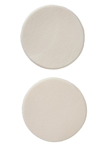 2-pack make-up sponges - 11200031 - hema