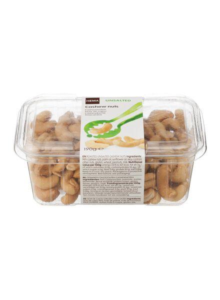 noix de cajou non salées - 10673009 - HEMA