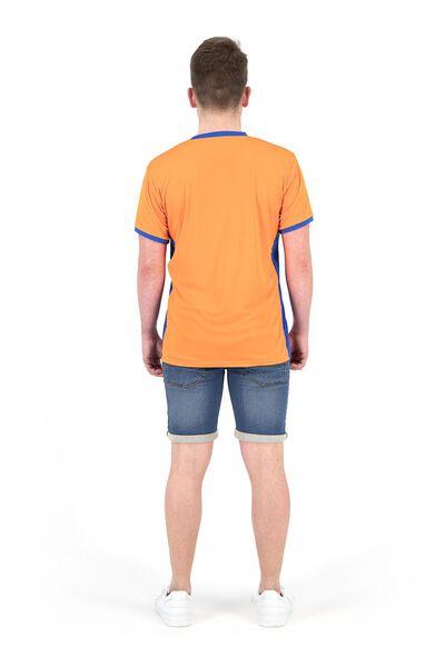 T-shirt EC Netherlands orange orange - 1000019427 - hema