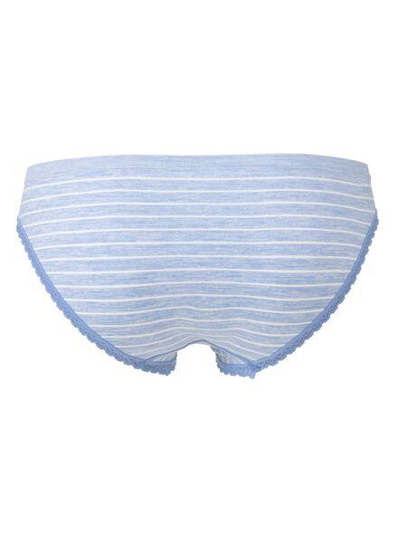 women's slip briefs seamless light blue light blue - 1000006521 - hema