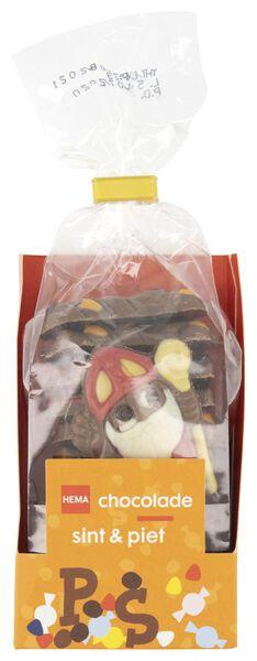 chocolats saint-nicolas et père fouettard - 180 g - 10000161 - HEMA