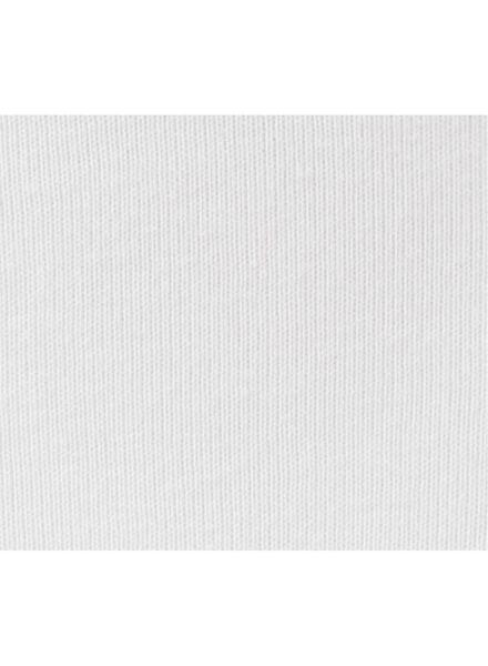 women's thong second skin white white - 1000006557 - hema