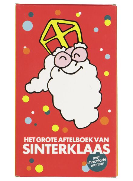 chocolate count-down calendar St. Nicholas - 10060133 - hema