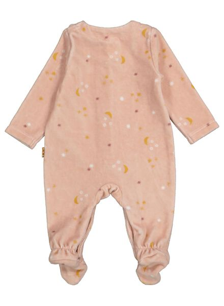 Baby-Jumpsuit rosa rosa - 1000016897 - HEMA