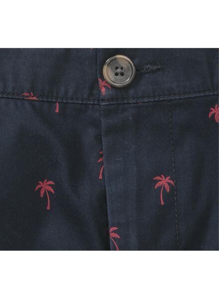 men's chino shorts dark blue dark blue - 1000005871 - hema