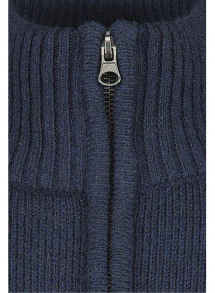 men's sweater blue blue - 1000017147 - hema